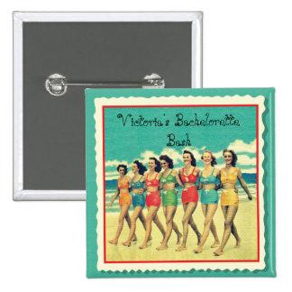 Boutons de Pin de partie de Bachelorette Badges