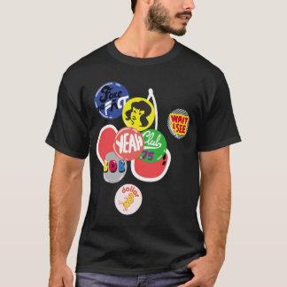 Boutons T-shirt