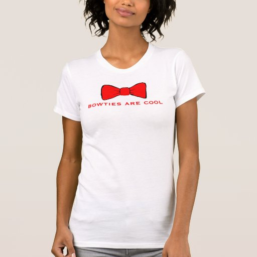 Bowties sont T-shirt frais