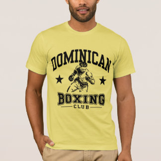 Boxe dominicaine t-shirt