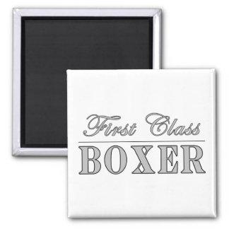 Boxe et boxeurs Boxeur de première classe Magnets Pour Réfrigérateur
