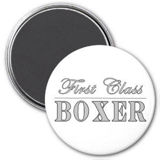 Boxe et boxeurs : Boxeur de première classe Aimant Pour Réfrigérateur