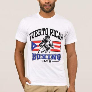 Boxe portoricaine t-shirt