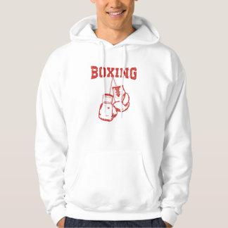 Boxe Veste À Capuche