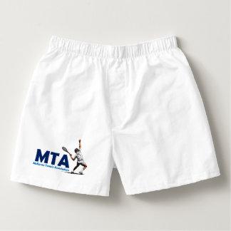 Boxeur de MTA