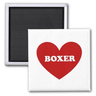 Boxeur Magnets Pour Réfrigérateur