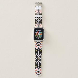 Bracelet Apple Watch Abrégé sur mandala