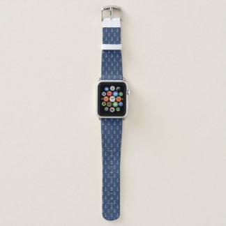 Bracelet Apple Watch Ancre flottante de Knit