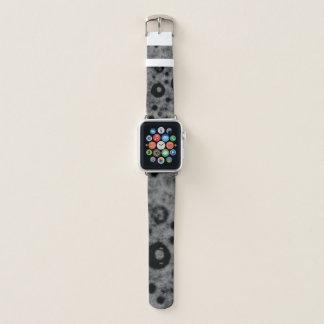 Bracelet Apple Watch Anneaux de fumée