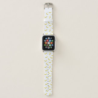 Bracelet Apple Watch Bananes géométriques