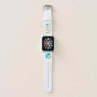 Bracelet Apple Watch Bande 38mm d'iWatch de Liv4TheCure