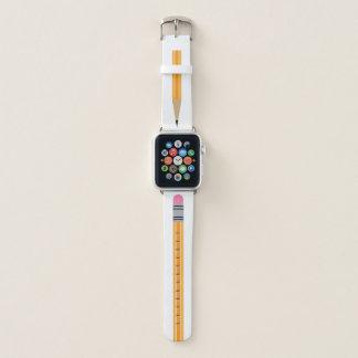 Bracelet Apple Watch Bande de montre d'Apple de crayon
