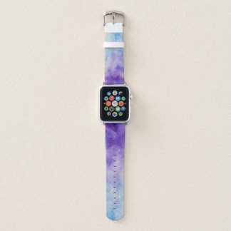 Bracelet Apple Watch Bande de montre d'Apple de l'AQUARELLE 2