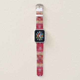 Bracelet Apple Watch Bande de montre d'Apple d'épice de Boho