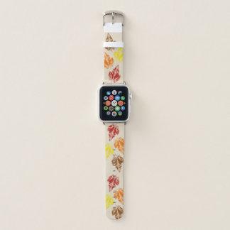 Bracelet Apple Watch Bande de montre de congé de chute