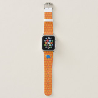 Bracelet Apple Watch Bande de montre de flottement de Narwhal - d'Apple