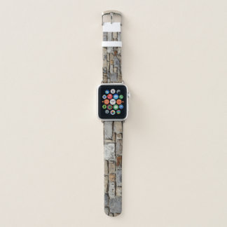 Bracelet Apple Watch Bande de montre en pierre d'Apple d'art de photo