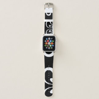 Bracelet Apple Watch Bande de montre florale de BW Apple