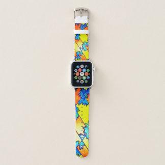 Bracelet Apple Watch Bande de montre fraîche d'Apple de conception