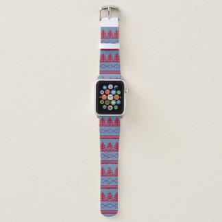 Bracelet Apple Watch Bande de montre mignonne du chandail | Apple de