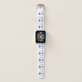 Bracelet Apple Watch Bande de montre partie d'Apple d'ancres (copie