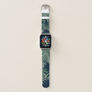 Bracelet Apple Watch Bande de montre tropicale d'iPhone
