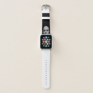 Bracelet Apple Watch Bandes de montre d'Apple de conception de Haring