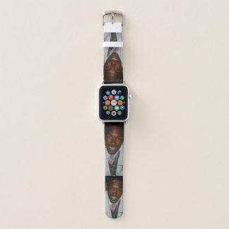 Bracelet Apple Watch Bandes faites sur commande de photo