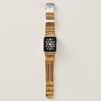 Bracelet Apple Watch Belle conception africaine mignonne d'art abstrait