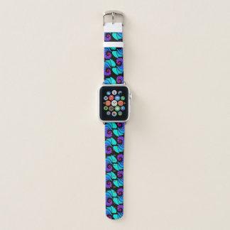 Bracelet Apple Watch Belle danse d'aqua