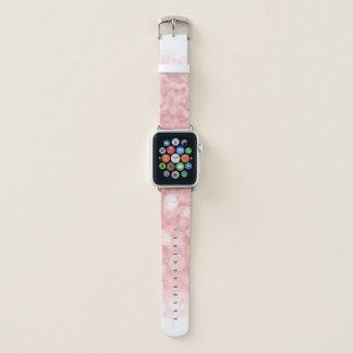 Bracelet Apple Watch Bulle de Champagne