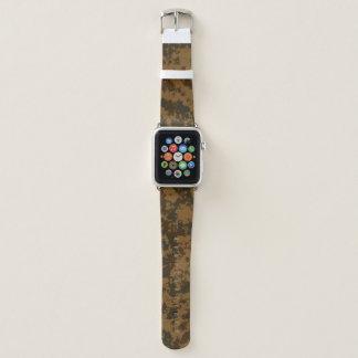 Bracelet Apple Watch Camo rouillé
