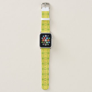 Bracelet Apple Watch Cercle de feuille de Kenneth Yoncich
