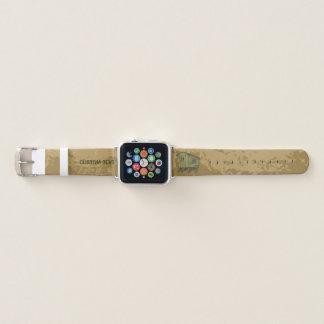 Bracelet Apple Watch Chariot gitan de caravane