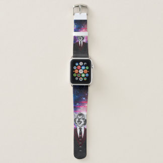 Bracelet Apple Watch Chat d'Illuminati