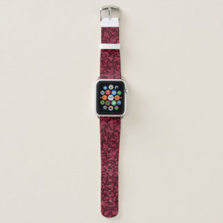 Bracelet Apple Watch Chat rose