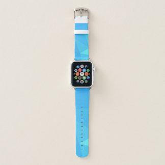 Bracelet Apple Watch Conceptions abstraites et propres de Geo - Fox