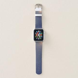 Bracelet Apple Watch Conceptions abstraites et propres de Geo - grâce