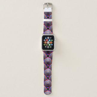 Bracelet Apple Watch Cône en spirale par Kenneth Yoncich
