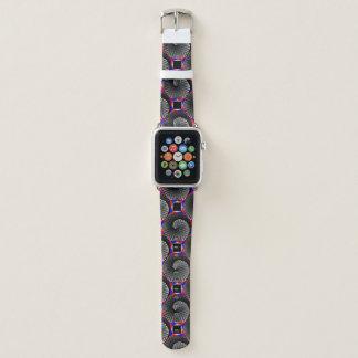 Bracelet Apple Watch Contrôleur de Digitals Yin Yang par Kenneth