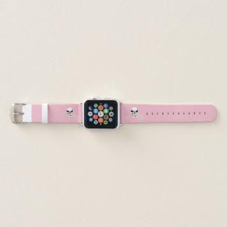 Bracelet Apple Watch Crâne à la mode