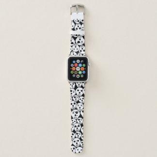 Bracelet Apple Watch Crânes fous