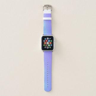 Bracelet Apple Watch Dessin géométrique abstrait de LoveGeo - anges