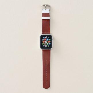 Bracelet Apple Watch Dessin géométrique abstrait de LoveGeo - route de
