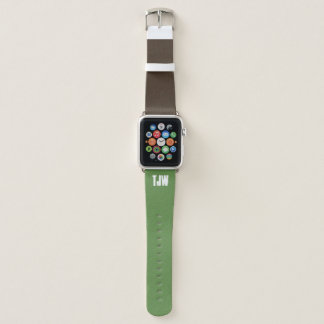 Bracelet Apple Watch Do-it-yourself - Bande de montre d'Apple - AJOUTEZ