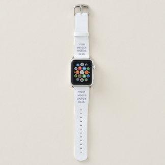 Bracelet Apple Watch Do-it-yourself (plus d'options) -
