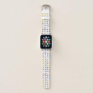 Bracelet Apple Watch emoji
