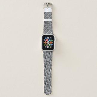 Bracelet Apple Watch Équilibre de B/W par Kenneth Yoncich