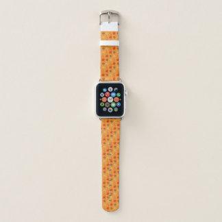 Bracelet Apple Watch Feuille d'automne