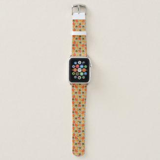 Bracelet Apple Watch Feuille d'automne 1 bande de montre d'Apple